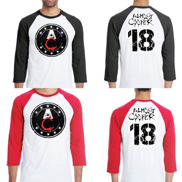 Almost Cooper Baseball T-Shirt